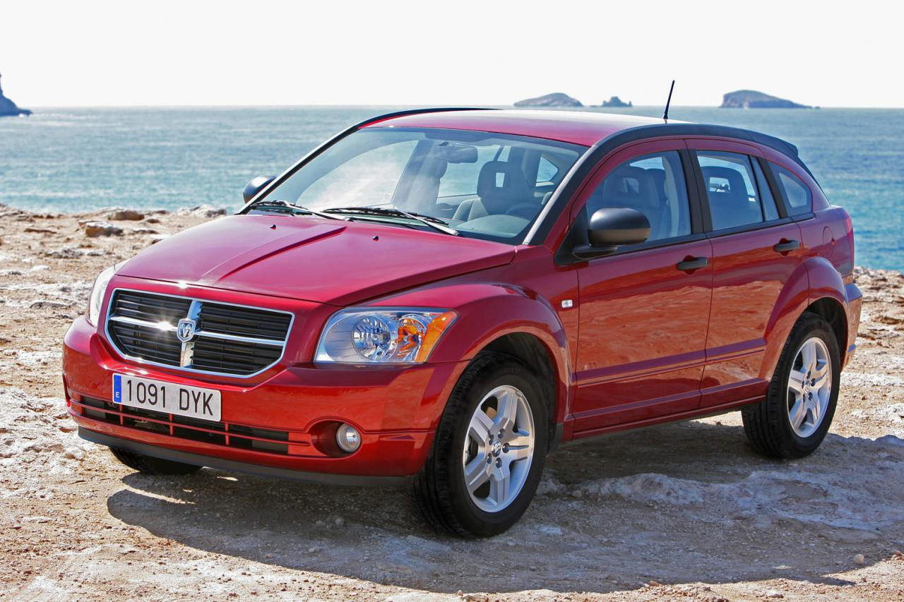 2007 dodge caliber se 2 0 122 cui diesel 103 kw. Black Bedroom Furniture Sets. Home Design Ideas