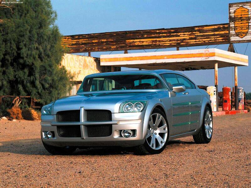 Dodge Super 8 Hemi concept