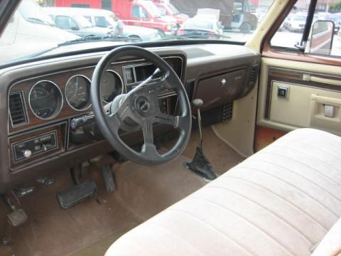 dodge ramcharger. 1984 Dodge Ramcharger