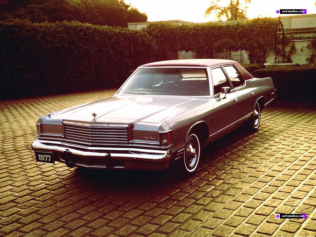 Dodge Monaco 1977 >> 1977 Dodge Monaco IV (1977 dodge royal monaco)