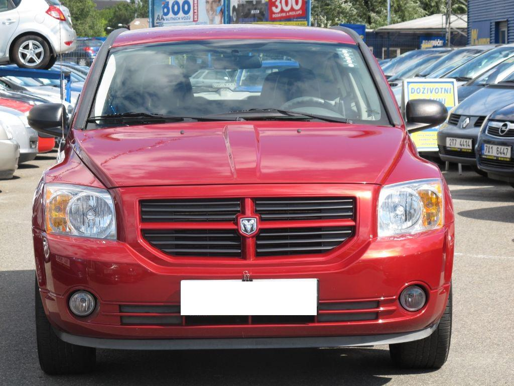 2007 dodge caliber sxt 2 0 122 cui gasoline. Black Bedroom Furniture Sets. Home Design Ideas